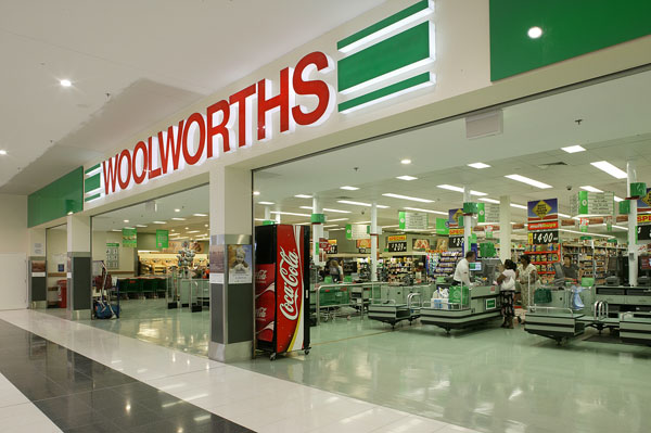Woolworths Belmont Fit out